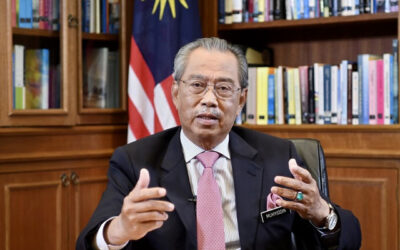 Muhyiddin ketuai gerakan 'curitokrasi'