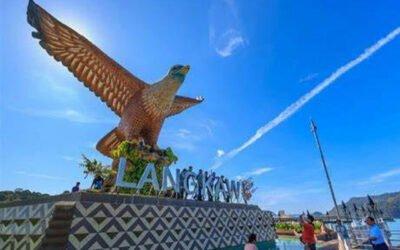Empat individu dikesan positif Covid-19 cuba masuk Langkawi