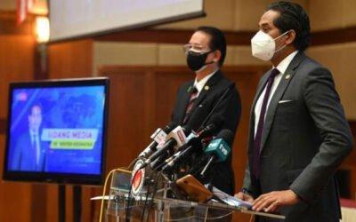 Longgarkan SOP : Hishamudin bincang dengan 3 menteri