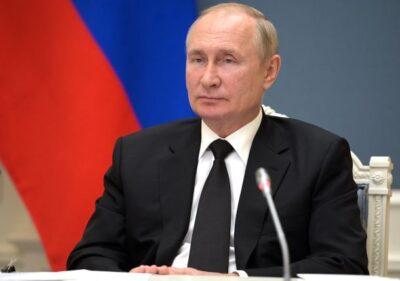 Dilarang namakan anak 'Vladimir Putin'