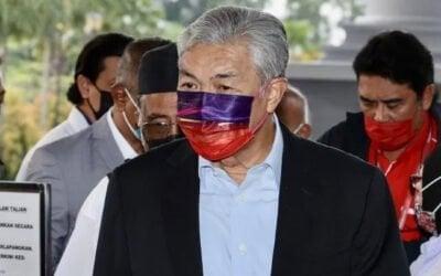 Umno sokong tindakan Ismail lantik Muhyiddin pengerusi MPN - Zahid