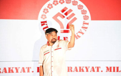 Parti abang Ismail Sabri dilancarkan, mula umum agenda untuk rakyat